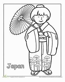 japanese colors worksheet 19483 japanese traditional clothing coloring page japanese traditional clothing coloring pages