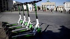 E Roller Berlin - experten sehen hohes verletzungsrisiko beim e scooter