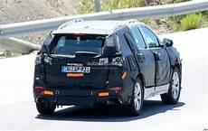 Opel Antara 2017 - 2018 chevrolet equinox 2017 opel antara b spied in spain