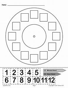 time worksheets make your own 3099 free printable quot build a clock quot telling time activity supplyme