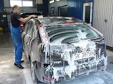 Auto Selber Waschen - laver sa voiture 224 la le lavage manuel