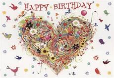 vorlagen herzen malvorlagen happy birthday sch 246 ne postkarte geburtstag happy birthday herz bunt