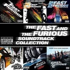 The Fast And The Furious Soundtrack Collection Various