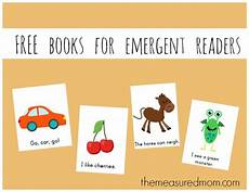 tips and tricks for teaching emergent readers with free