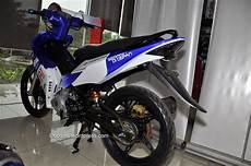 Modif Jupiter Mx 2006 by Modifikasi Jupiter Mx Ceper Thecitycyclist