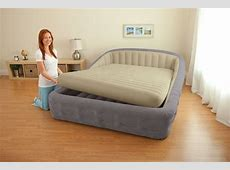 Queen Size Blow Up Bed   plantoburo.com