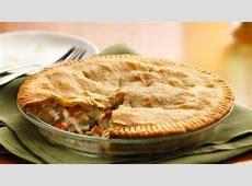 classic deep dish chicken pot pie_image