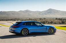 2018 Porsche Panamera Turbo S E Hybrid Sport Turismo