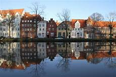 place lübeck l 252 beck historic center the channel 183 free photo on pixabay