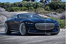 Vision Mercedes Maybach 6 Cabriolet Is A Real Land Shark