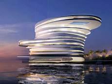 Design Of Helix Hotel Abu Dhabi