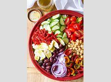 My Big Fat Greek Salad   A Spicy Perspective