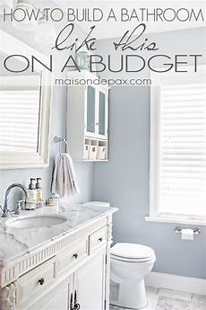 bathroom renovation ideas on a budget bathroom renovations budget tips