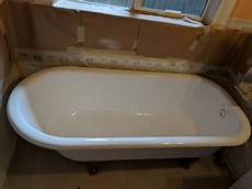 Bathtub Refinishing Vancouver by Clawfoot Bathtub Refinishing Bathtub Refinishing