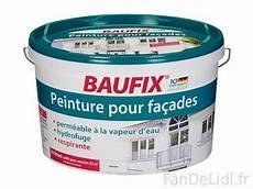 peinture pour facade peinture pour fa 231 ades bricolage outils lidl technique