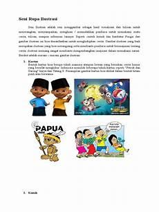 Gambar Ilustrasi Kartun Bersifat Gambar Ilustrasi