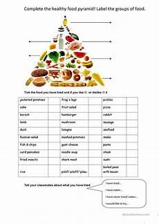 food food pyramid worksheet free esl printable worksheets made by teachers