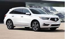 2017 acura mdx arrives with updated styling new hybrid version autotribute