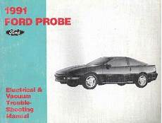 ford probe online repair manual for 1990 1991 1992 1993 1994 1995 1996 and 1997 by 1991 ford probe electrical and vacuum troubleshooting manual