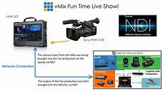 sv0mix vmix newtek ndi and live production vmix