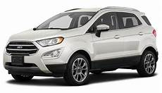 2018 Ford Ecosport Reviews Images And Specs