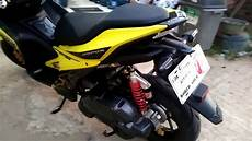 Modifikasi Vixion R 155 by Modifikasi New Aerox 155 Versi Transformat