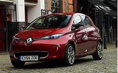 2017 Renault Zoe Review A Introduction To Electric Cars
