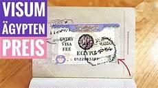 Visum Für ägypten - achtung abzocke visum preis 196 gypten tourist visa