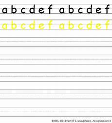 writing practice lower case abcdef grade 1 english