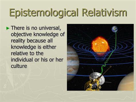 Epistemological Theories