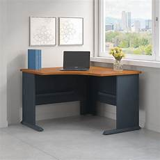 home office corner desk furniture amazon com bush business furniture series a 48w corner