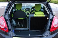 Ford Ka Hatchback 2009 Features Equipment And