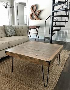 Coffee Table Leg Ideas