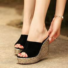 aliexpress buy fashion sequins high heel