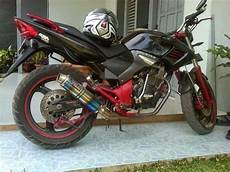 Modifikasi Honda Tiger Revo Minimalis by Dunia Modifikasi Kumpulan Foto Hasil Modifikasi Motor