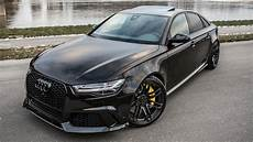One Of A Audi Rs6 C7 Sedan Performance The