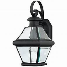 rutledge collection black 15 quot high outdoor wall light m8859 ls plus
