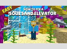 how to build a elevator in minecraft