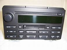 Ford Am Fm Cass Cd Radio 2003 2004 Expedition S3l1t18c868a