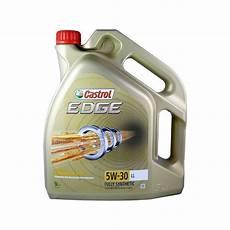 castrol edge titanium fst 5w30 ll 5l castrol c5w30lll5 al