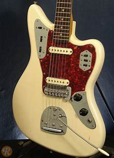 Fender Jaguar Olympic White