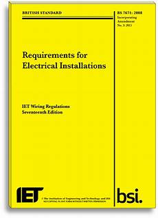 bs7671 17th edition amendment 3 asks for metal clad consumer unit 17th edition training course 17th edition wiring regulations the builder training centre