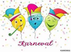 Lustige Ausmalbilder Fasching Lustige Faschings Luftballons Karneval Ank 252 Ndigung