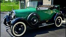 1929 ford model a roadster rumble seat