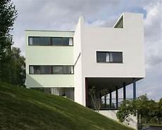 internationaler stil architektur house at weissenhof stuttgart germany le corbusier