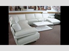 Sofa: Natuzzi Leather Sectional For Comfortable Sofas