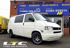 Drc Drm 18 Gun Metal Alloy Wheels Fitted To Vw T4