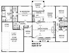 fordham luxury home first floor from houseplansandmore com