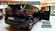 new peugeot 5008 gt line 2019 review interior exterior
