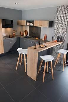 deco a vivre avec cuisine ouverte cuisine 233 quip 233 e 233 l 233 on nature chic photo cuisine